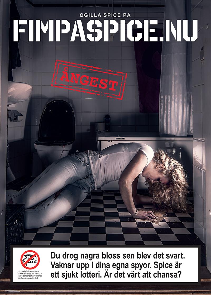 Affisch 3 Ångest