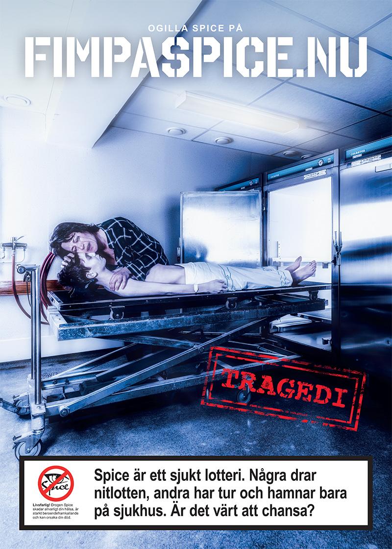 Affisch 5 Tragedi