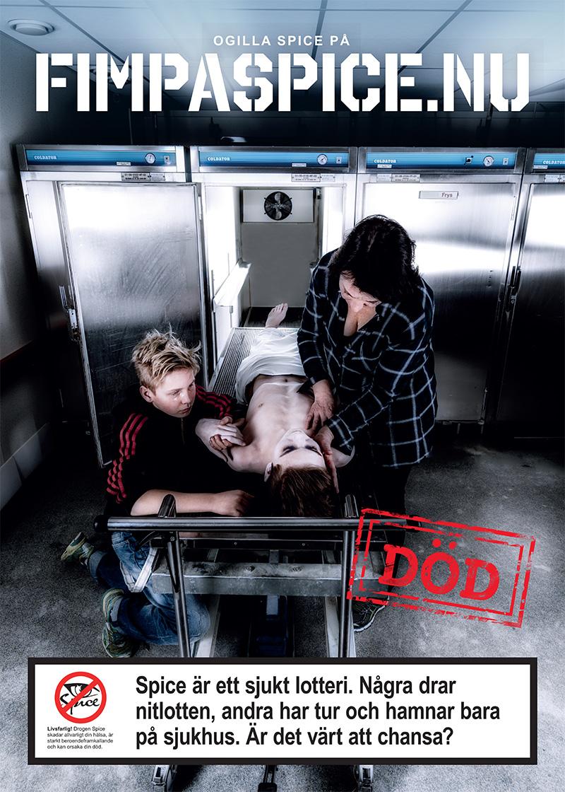 Affisch 6 Död